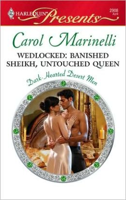 Wedlocked: Banished Sheikh, Untouched Queen