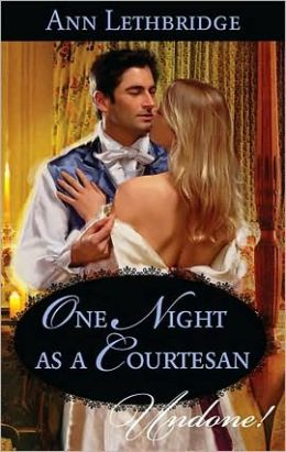One Night as a Courtesan