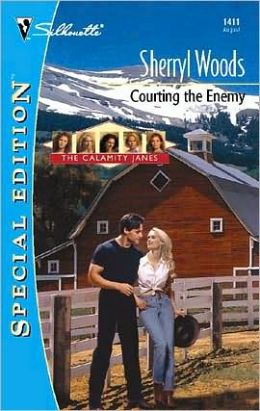 Courting the Enemy (Calamity Janes Series #2)