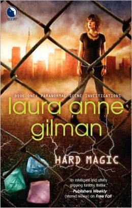Hard Magic (Paranormal Scene Investigations Series #1)