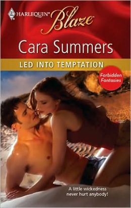 Led into Temptation (Harlequin Blaze Series #540)