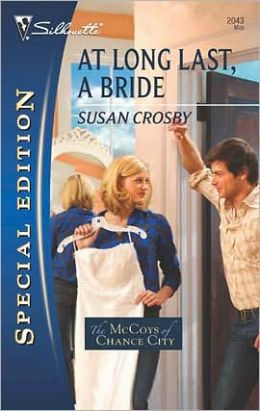 At Long Last, a Bride