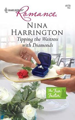 Tipping the Waitress with Diamonds (Harlequin Romance #4170)