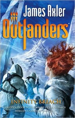 Infinity Breach (Outlanders Series #53)