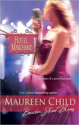 Bourbon Street Blues (Hotel Marchand Series)