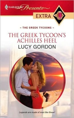 The Greek Tycoon's Achilles Heel (Harlequin Presents Extra #105)