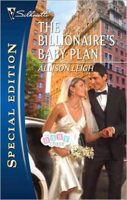 The Billionaire's Baby Plan (Silhouette Special Edition #2048)