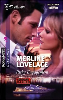 Risky Engagement (Silhouette Romantic Suspense #1613)
