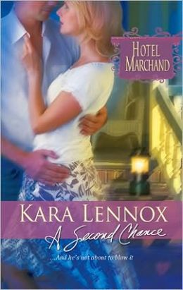 A Second Chance (Hotel Marchand Series)