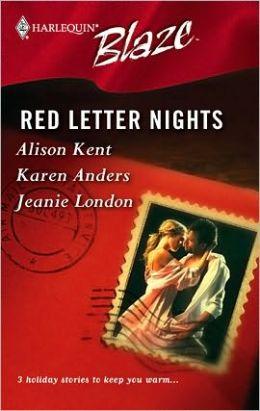 Red Letter Nights: Luv U Madly\Deliver Me\Signed, Sealed, Seduced