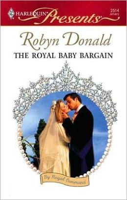 The Royal Baby Bargain