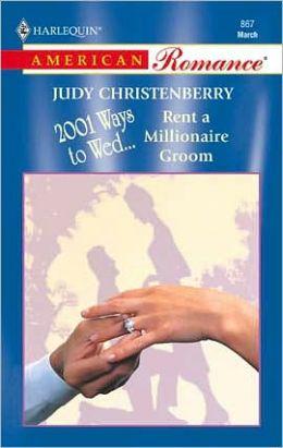 Rent a Millionaire Groom