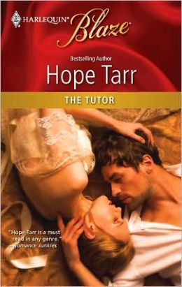 The Tutor (Harlequin Blaze Series #552)