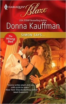 Simon Says... (Harlequin Blaze Series #554)