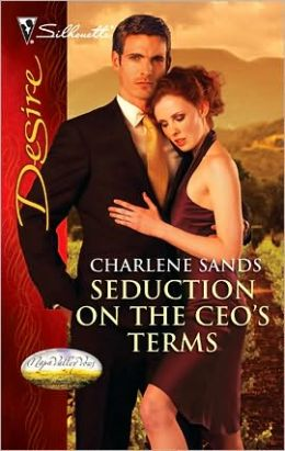 Seduction on the CEO's Terms (Silhouette Desire #2027)