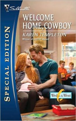 Welcome Home, Cowboy (Wed in the West Series)