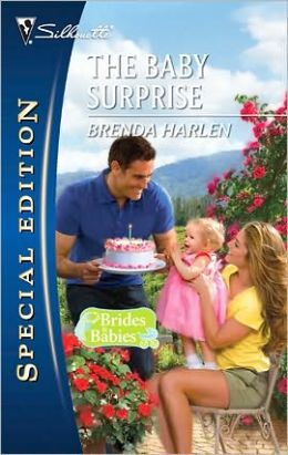 The Baby Surprise (Silhouette Special Edition #2056)
