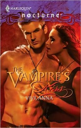 The Vampire's Kiss (Harlequin Nocturne #92)