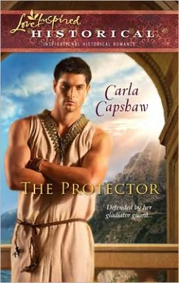 The Protector (Love Inspired Historical Series)