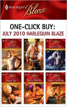 One-Click Buy: July 2010 Harlequin Blaze