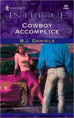 Cowboy Accomplice (McCalls' Montana Series)