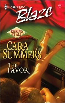 The Favor (Harlequin Blaze #192)