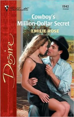Cowboy's Million-Dollar Secret (Silhouette Desire #1542)