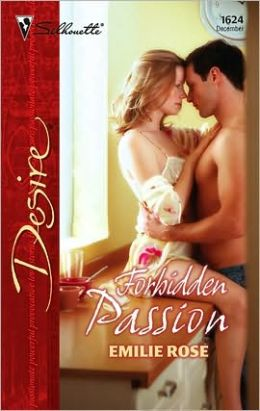 Forbidden Passion (Silhouette Desire #1624)