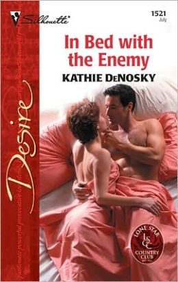 In Bed with the Enemy (Silhouette Desire #1521)