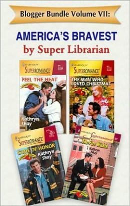 Blogger Bundle Volume VII: America's Bravest by Super Librarian