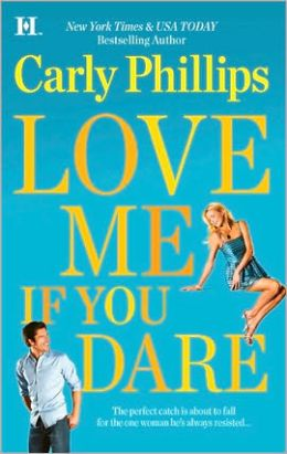 Love Me If You Dare (Most Eligible Bachelor Series #2)