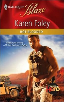 Hot-Blooded (Harlequin Blaze #563)