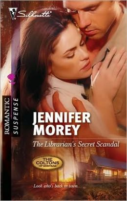 The Librarian's Secret Scandal (Silhouette Romantic Suspense #1624)