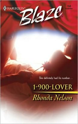 1-900-Lover (Harlequin Blaze Series #158)