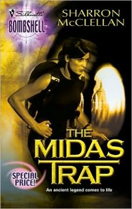 The Midas Trap (Silhouette Bombshell #39)