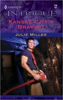 Kansas City's Bravest: The Taylor Clan (Harlequin Intrigue #719)