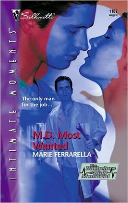 M.D. Most Wanted (Bachelors of Blair Memorial Series)