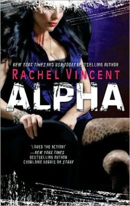Alpha (Shifters Series #6)