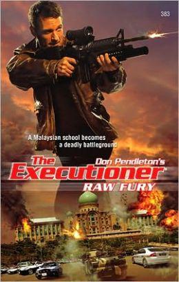 Raw Fury (Executioner Series #383)