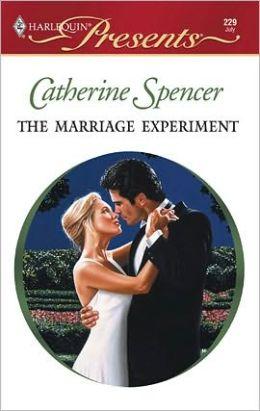 The Marriage Experiment (Secret Passions)