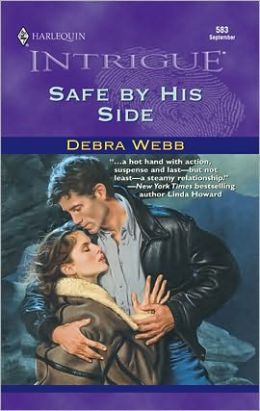 Safe by His Side (Colby Agency Series #1)