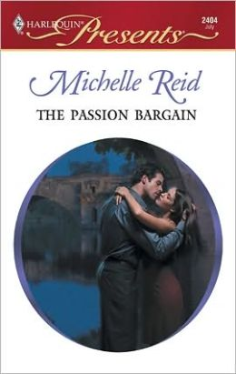 The Passion Bargain (Harlequin Presents #2404)