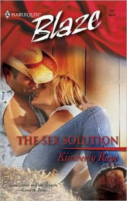 The Sex Solution (Harlequin Blaze #127)