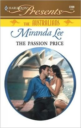The Passion Price (Harlequin Presents #2398)