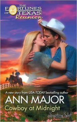 Cowboy at Midnight (Fortunes of Texas: Reunion Series)
