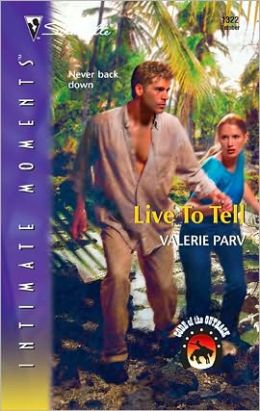 Live to Tell (Code of the Outback Series)