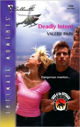 Deadly Intent (Code of the Outback Series)