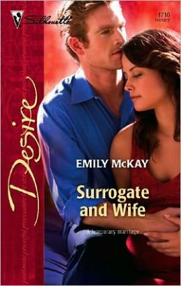 Surrogate and Wife (Silhouette Desire #1710)