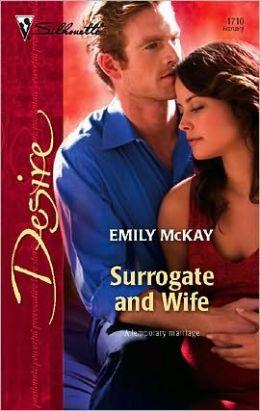 Surrogate and Wife (Silhouette Desire #1710)