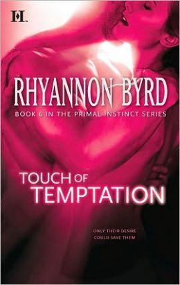Touch of Temptation (Primal Instinct Series #6)